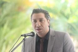Associate Dean of the AUB School of Medicine Sam Suhail.