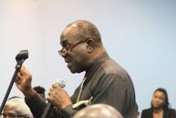 Reverend Lemuel Rawlins