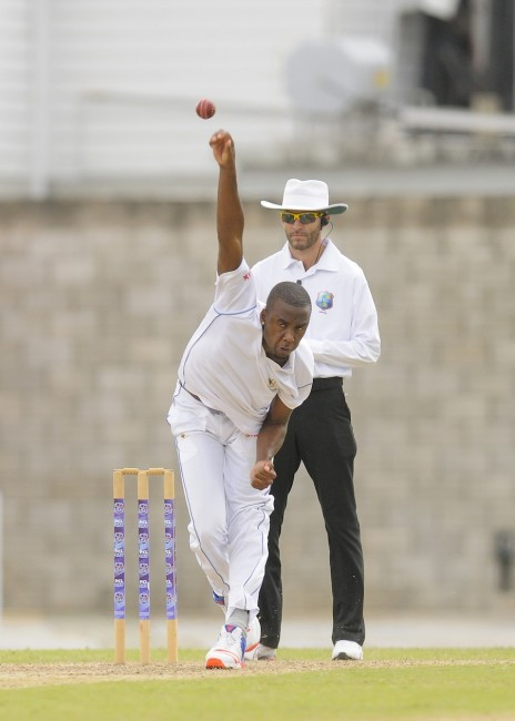 The Pride's Miguel Cummins finished with five wickets.