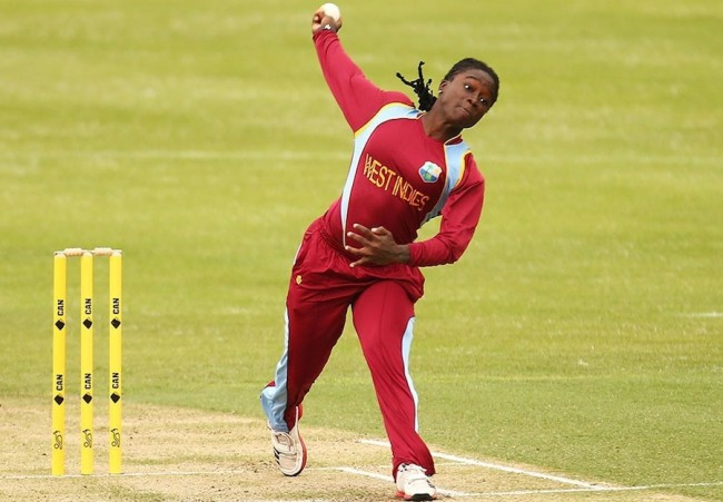 Deandra Dottin destroyed the Proteas Women's innings
