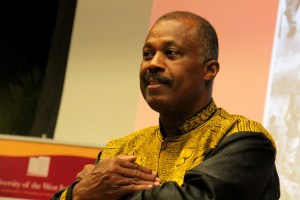 Vice-Chancellor Professor Sir Hilary Beckles