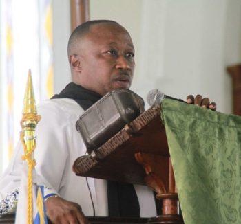Reverend Reginald Knight