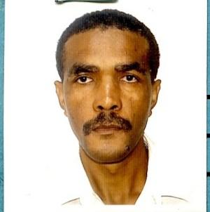 Missing man: Audley Rudder