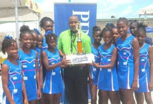 Vauxhall Primary came runners-up in the National Sports Council's Pine Hill Dairy Primary Schools Netball Competition.