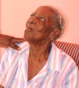 99-year-old Rosalie Bailey