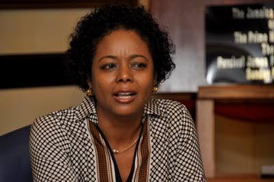 Attorney General Marlene Malahoo Forte