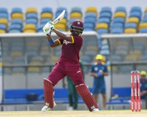 Darren Bravo's third ODI century rescued West Indies from a dire situation.
