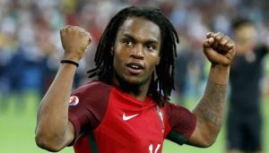 Renato Sanches scored Portugal's equalizer and also netted his penalty.