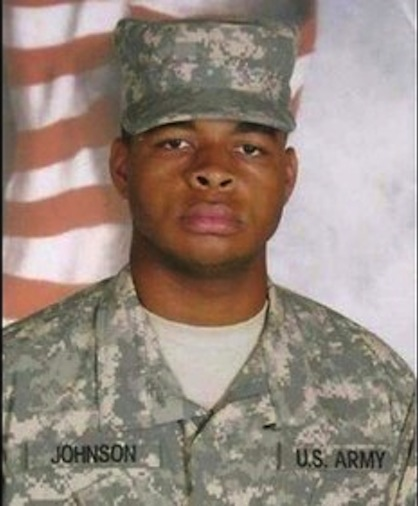 Dead army veteran, Micah Johnson.
