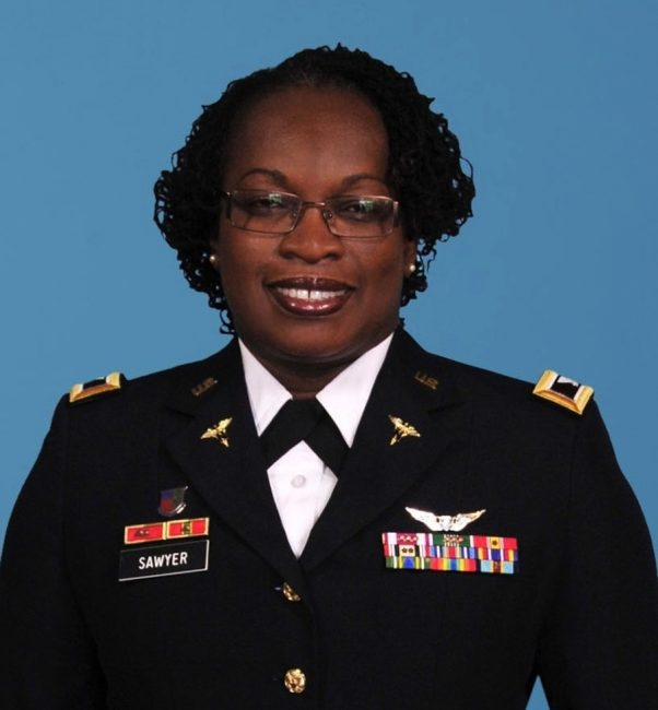 Colonel Wendy Sawyer