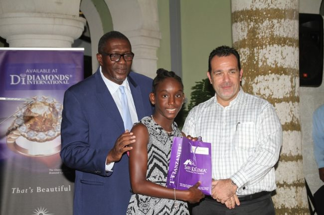 Adia Deane of St. Angela's was Top Girl in this year's exam.
