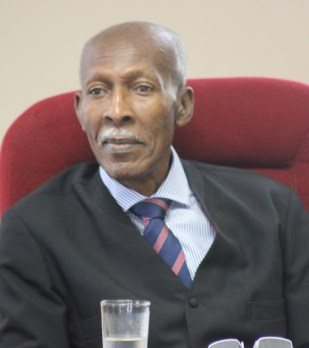 Tribunal Chairman Hal Gollop, QC.