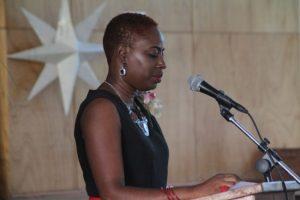 Dr Glenda Niles, head of department,  Ursuline Convent.