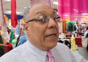 Abeds Managing Director Eddie Abed
