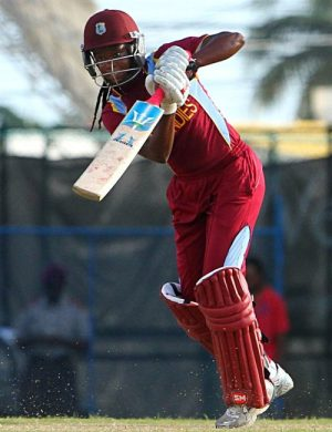 Captain Shaquana Quintyne is one of six West Indies international players on the Barbados team.