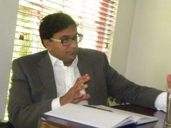 Professor Avinash Persaud