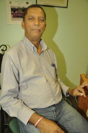 BIPA Vice President Deighton Smith
