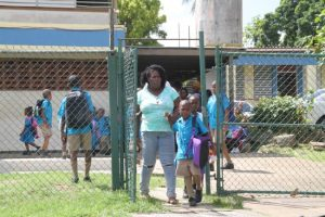 Water problems force early closure of St Joseph Primary