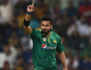 Man of the Match and Man of the Series Imad Wasim befuddled West Indies once again.