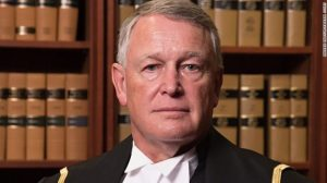 Federal Court Judge Robin Camp
