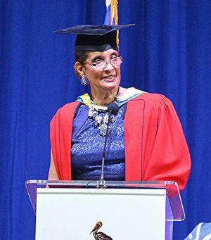 Dr Carol Lady Haynes