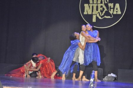 The Patrick and Griffith Sister presented a touching dance entitled Sisterhood.