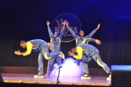 ADL Adrenaline Dancers.