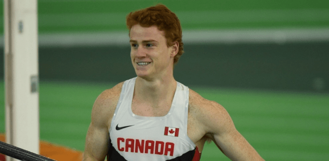 Shawn Barber tested positive for cocaine.