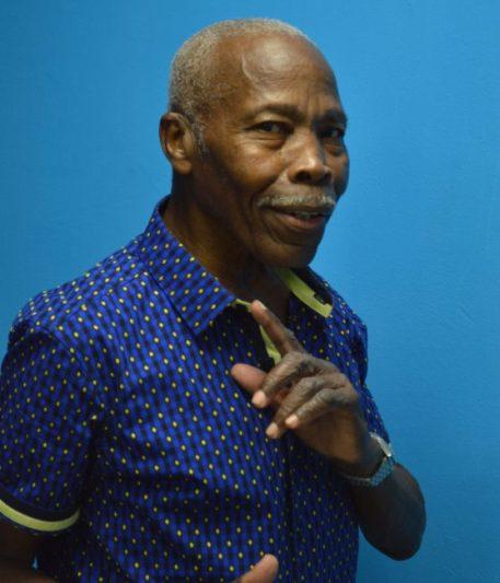 Veteran calypsonian Grynner