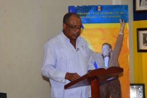 Minister of Health John Boyce