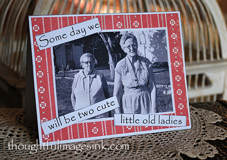 old lady card