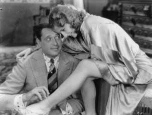 Mexicali Rose pre-code scene...Barbara and the anklet...