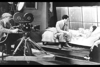 With Frank Capra