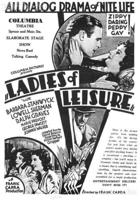 Ladies of Leisure (1930) | Barbara Stanwyck