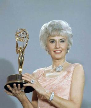 Barbara Stanwyck Awards: 1966 Emmy for The Big Valley