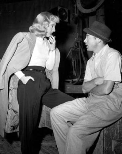 Barbara Stanwyck Movies: Backstage of Double Indemnity with Billy Wilder