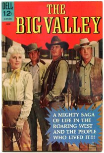 The Big Valley Magazine Cover