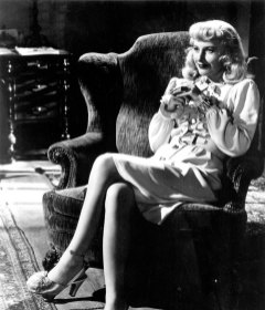AS Phyllis Dietrichson in Double Indemnity