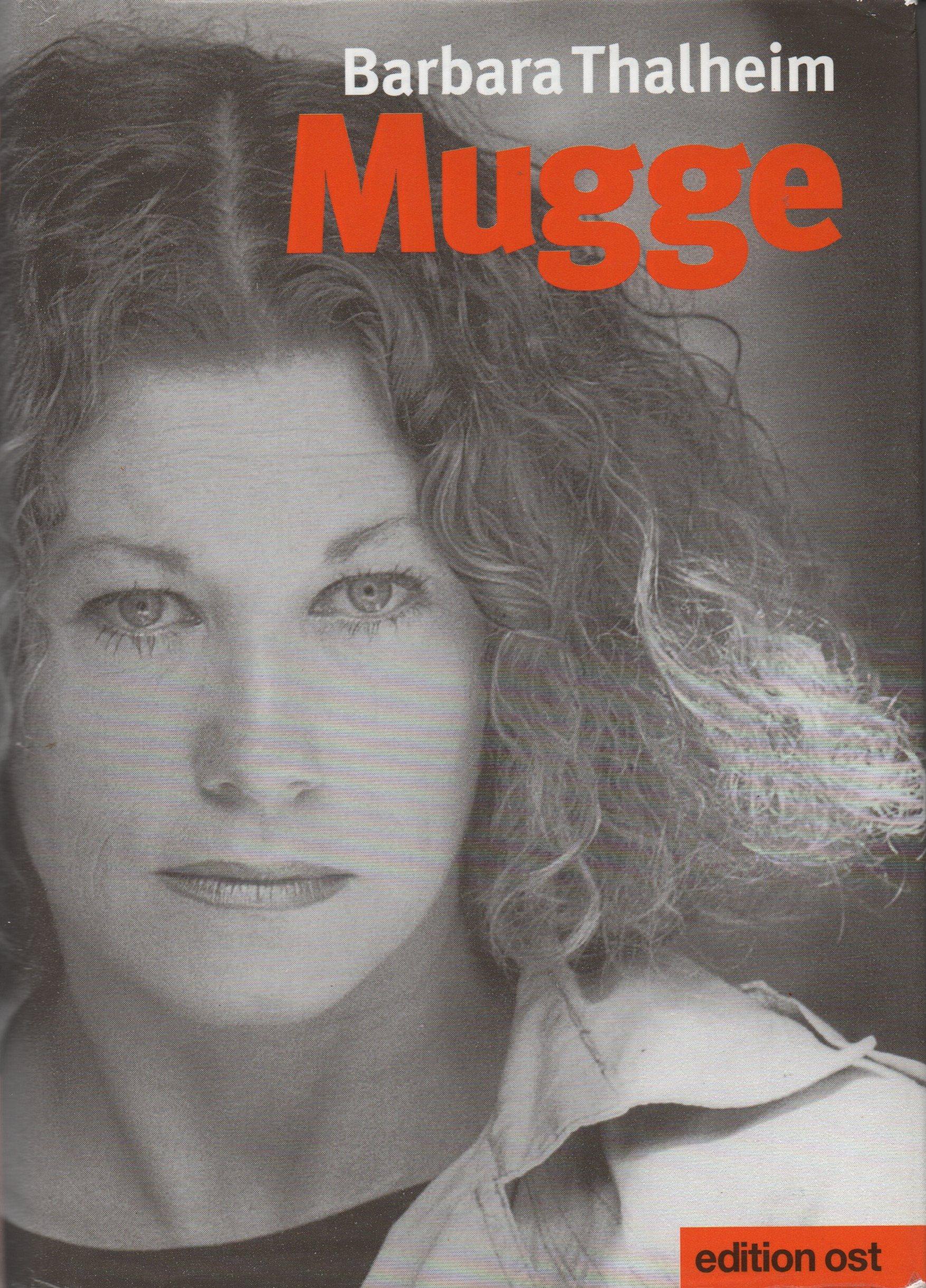 "Titelseite ""Mugge"""