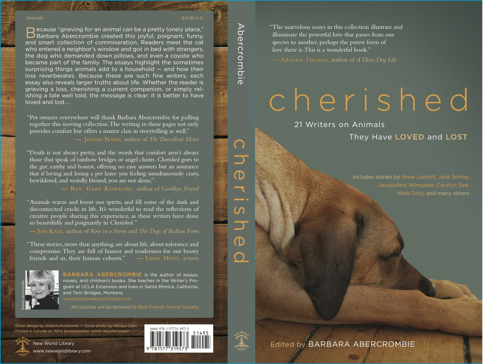 Cherished: Introduction - Barbara Abercrombie