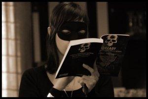 Un momento delle letture di Lullaby
