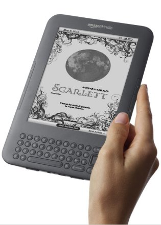 Scarlett in ebook