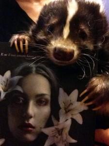 Dante interpreta Nosferatu. Foto di Emanuela Zini