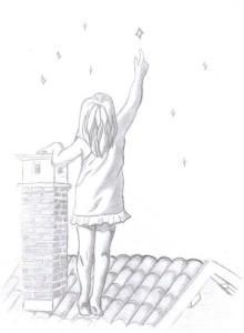 Striges: La piccola Zoe, Illustrazione di Marika Bovenzi