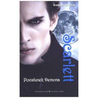 Scarlett il bacio del demone, l'edizione polacca