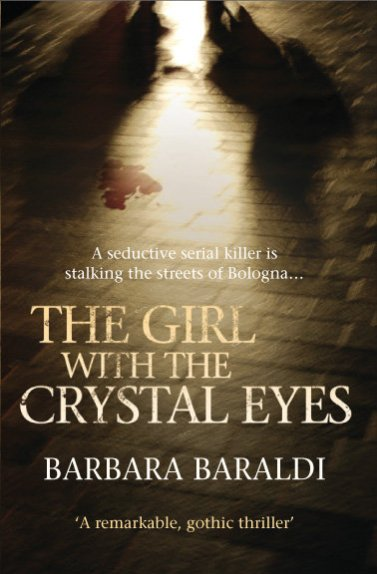 he girl with the crystal eyes (John Blake), ovvero la versione inglese de La bambola di cristallo