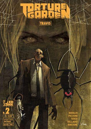 Torture Garden 2 - copertina variant