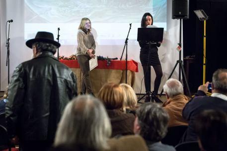 Al premio Poetika