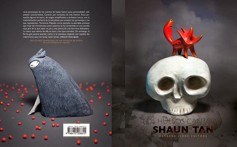 Los huesos cantores, Shaun Tan