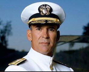 Rear Admiral Albert Jethro Chegwidden, USN Retired